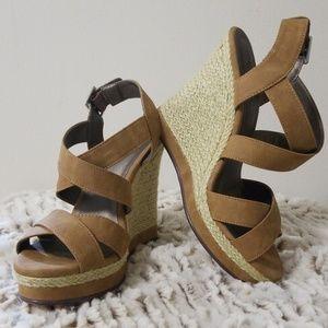Michael Antonio Wedges Sandals